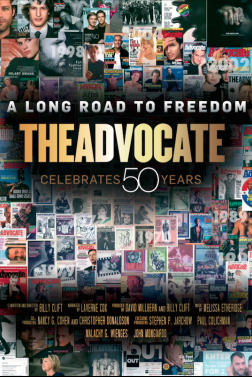 A Long Road to Freedom: The Advocate Celebrates 50 Years