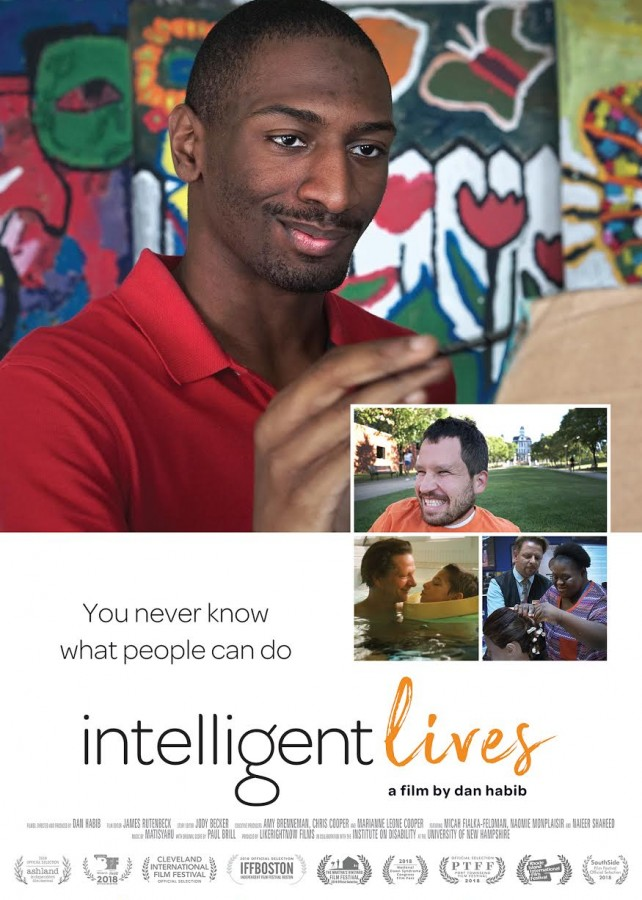 Intelligent Lives poster