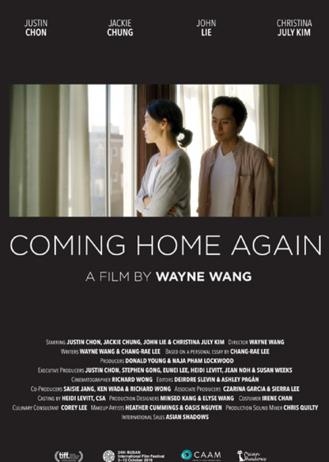 Coming Home Again poster