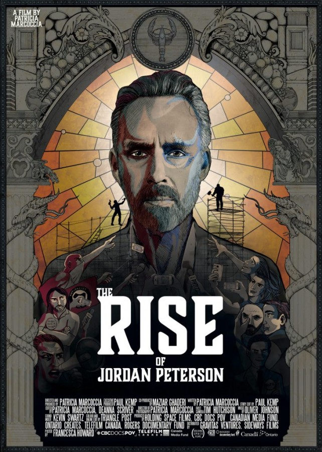 The Rise Of Jordan Peterson poster