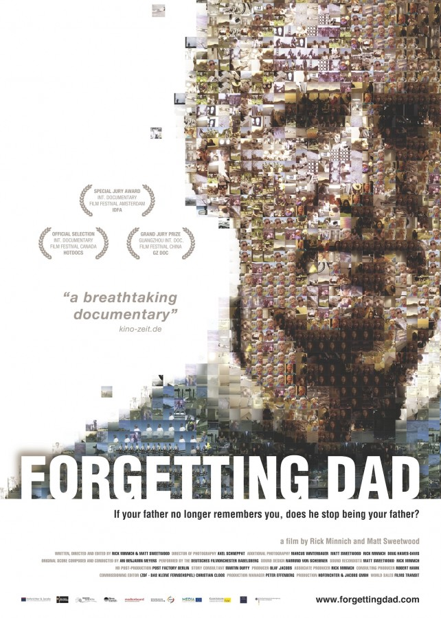 Forgetting Dad poster