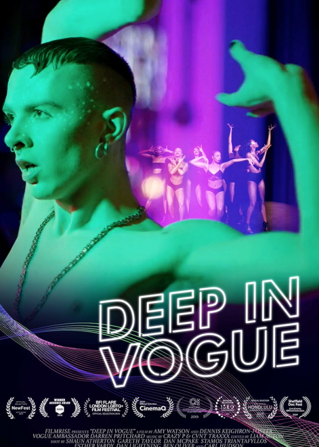 Deep In Vogue poster