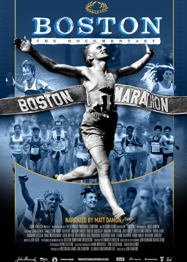 BOSTON The Documentary poster